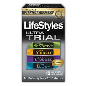 LifeStyles Ultra Trial