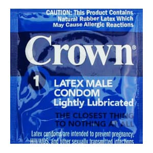 Crown Skinless Skin Condoms