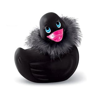 I Rub My Duckie Paris - Black