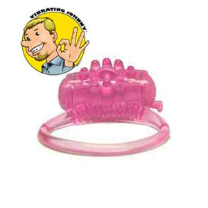 Vibrating Johnny Vibrating Ring
