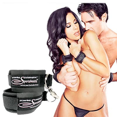 Sports Cuffs Wrist Restraints