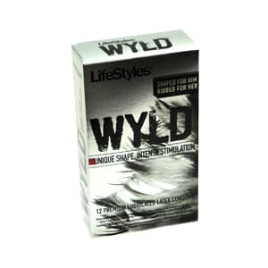 LifeStyles WYLD Condoms