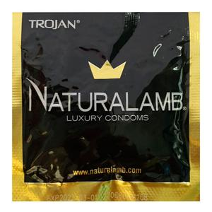 Trojan NaturaLamb Condoms