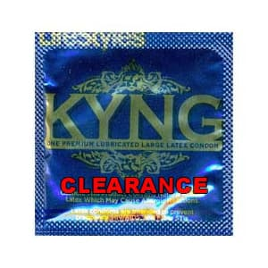 Lifestyles Kyng Smooth <B>CLEARANCE</B>