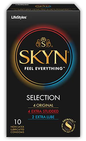 LifeStyles SKYN Selection