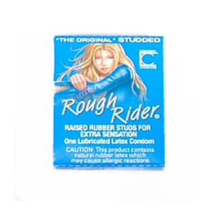 Rough Rider - for Condom vending machines