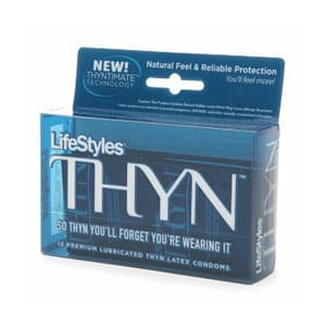 LifeStyles THYN Condoms