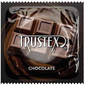 Trustex Chocolate Flavored Condoms