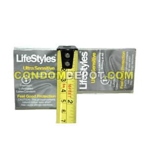 Lifestyles Ultra Sensitive - for Condom vending machines
