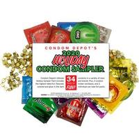 Ultimate Holiday Condom Sampler Pack