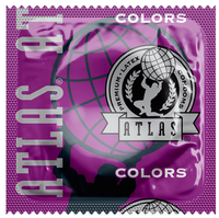 Atlas Rainbow Colors