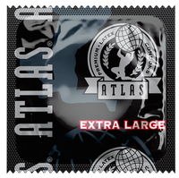 Atlas Extra Large Condoms