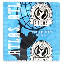 Atlas True Fit Condoms