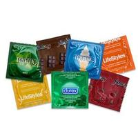 Flavored Condom Sampler Pack