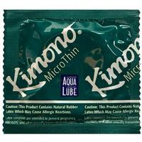 Kimono MicroThin Plus Aqualube Condoms