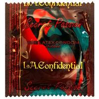 L.A. Confidential Secret Passion Studded Condoms