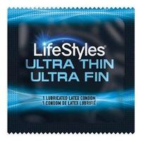 LifeStyles Ultra Thin Condoms