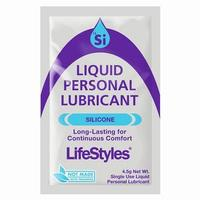 LifeStyles Silicone Lubricant Foil Packs