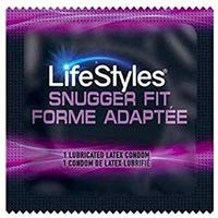 LifeStyles Snugger Fit Condoms