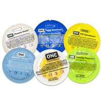 ONE Condom Sampler Pack