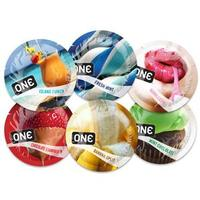 ONE Flavor Wave Condoms
