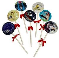 ONE Pleasure Dome Condom Pops