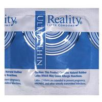 Reality Ultra Thin Condoms