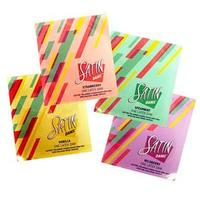 Satin Assorted Flavor Dental Dams