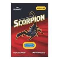 Scorpion Male Enhancement