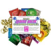 Spring Break Condom Sampler