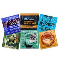 Textured Condom Sampler Pack