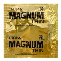 Trojan Magnum THIN Condoms