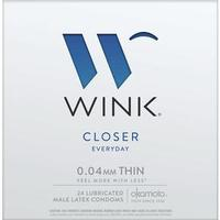 Wink Closer Condoms