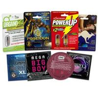 XXL Condom Weekend Enhancer Pack