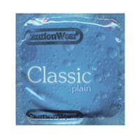 Caution Wear Condoms - Classic