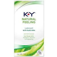 K-Y Natural Feeling Personal Lubricant