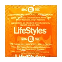 LifeStyles XL King Condoms