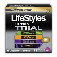 LifeStyles Trial Box