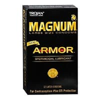 Trojan Magnum Armour with Spermicide