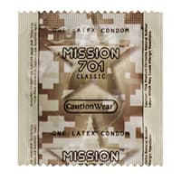 Caution Wear Mission 701 Classic