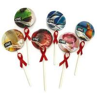 ONE Flavored Condom Pops