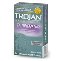 Trojan Thintensity Condoms