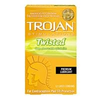 Trojan Twisted Condoms