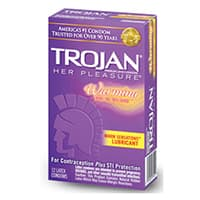 Trojan Her Pleasure Warming