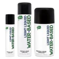 Wet Light Personal Lubricant