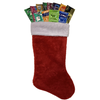 Holiday Stocking 100 Condoms Sampler