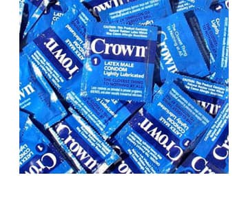Crown Skinless Skin Condoms ON SALE