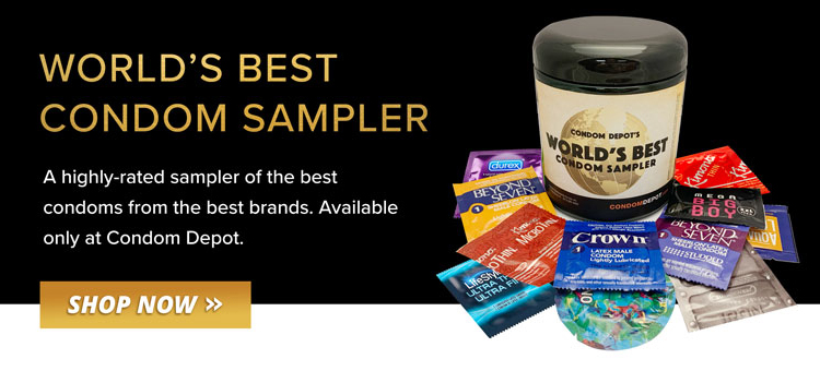 World's Best Comdom Sampler